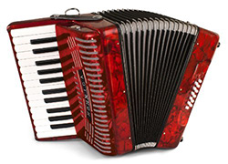 Hohner 12-Bass Accordion