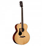 Alvarez Acoustic Guitar Baritone Lefty
