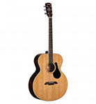 Alvarez Acoustic Guitar Baritone Natural Solid Top