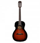 Alvarez Acoustic Guitar Parlor Mahogany Sunburst Electric