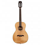 Alvarez Acoustic Guitar Parlor Lefty