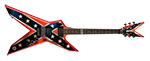 Dean Dime Bag Dixie Rebel Guitar