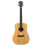 Alvarez Acoustic Guitar dreadnought