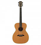 Alvarez Acoustic Guitar Folk