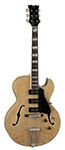 Dean Palomino Gloss Natural Electric Guitar