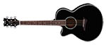 Dean Performer Electric Lefty Classic Black