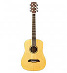 Alvarez Acoustic Guitar Travel Dreadnought with Bag