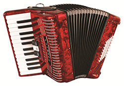 Hohner 48-Bass Accordion