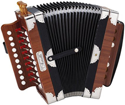Hohner Ariette Accordion Natural