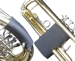 French Horn Brass Wrap-Black