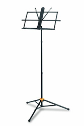 3-Section Music Stand W/Bag