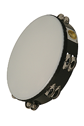 Remo Tambourine, Economy, 8-By-2 Rows