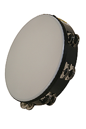 Remo Tambourine, Economy, 10-By-2 Rows